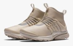 huge discount 566ef 38a05 NIKE WOMENS AIR PRESTO MID UTILITY SZ 12 STRING LIGHT BONE WATERPROOF 859527  200 Nike Presto