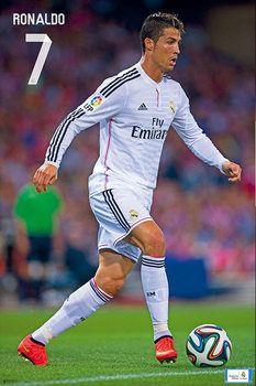 Real Madrid - Ronaldo 14/15 poster / affischer