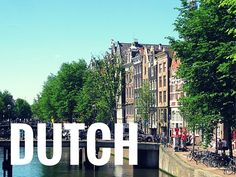 Dutch Language Lessons with Free Audio - Learn the Dutch Language with Native Speaker Recordings of Vocabulary Lists and Sample Sentences Foreign Language Courses, Language Lessons, Dutch Phrases, Learn Dutch, Dutch Netherlands, Freaky Deaky, Language Proficiency, Dutch People, Dutch Language