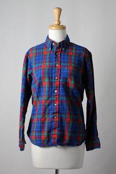 Pendleton Flannel Shirt -- Medium -- Warm Wool Flannel    £13.04 GBP    #ivy #prep #outdoors