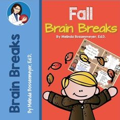 Fall Brain Break Cards