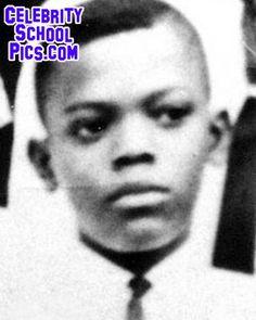 Samuel Jackson - Celebrity School Pic