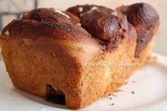 Brioche et briochettes au nutella - Recettes by Hanane