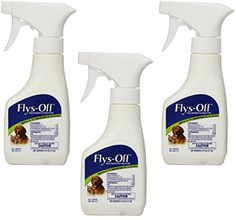 3 Pack Farnam FlysOff Mist Insect Repellent for Dogs and Cats 6Ounce Each -- Details can be found by clicking on the image.