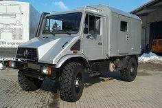 Unimog Ultimate Camper !!!!!