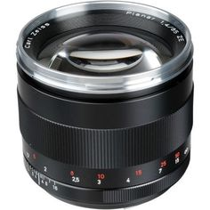 Planar T* 1.4/85 ZE ,ZE-Lenses * To view further for this item, visit the image link.