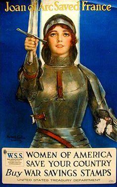 A qui appartient Jeanne d'Arc ?