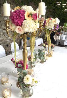 Flairville Hochzeitsdekoration in Mainz, Wiesbaden, Rheingau, Rhein ...