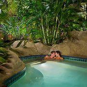 Aruba Resort Jacuzzi