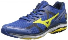 Tênis Mizuno Men's Wave Rider 17 Running Shoe Blue #Tênis #Mizuno