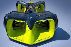 #FórmulaE El auto del futuro está aquí - sin conductor, eléctrico y conectado