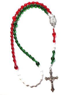 Italian Prayer Rosary