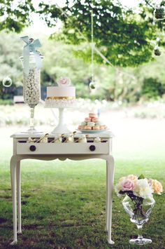 Little Big Company   The Blog: Summer Pastel Baby Shower by The Candy Couture Buffet Company, Dots N Spots and Kelly Warwick Cakes