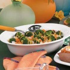 Carrot Broccoli Casserole - Allrecipes.com