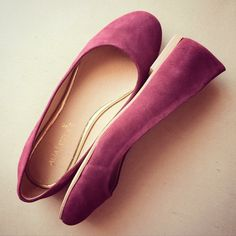 Estilo Firenze hechas en piel de cabra #leather #flats #shoes  www.kichink.com/stores/altaatelier-store