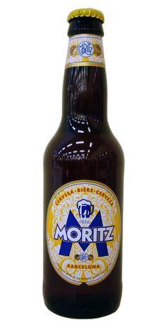 Cervessa Moritz, Barcelona.