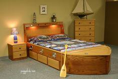 All Wood Boat Bed1024 x 683 | 372.8KB | www.poggyskids.com