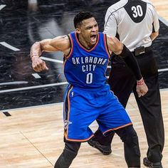 Russell Westbrook Leads Thunder to Game 6 Win
