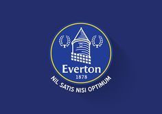 Everton Crest Redesign on Behance Everton Badge, English Premier League, Logo Design Inspiration, Herb, Behance, Football, Illustrations, History, Logos