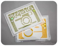 Awesome SVGs: Photo Journaling Cards 2 - Travel Journaling Serie...