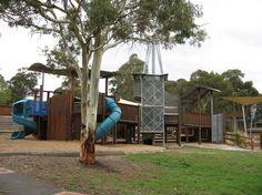 Playground Finder - Ruffey Lake Park