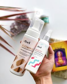 || SELF. CARE.  today on the blog {link in bio} it's all about YOU as we share our favorite Self Care Sunday rituals  beauty products  ...including these @this.is.feel babies that we are GIVING AWAY!   To enter: make sure you are following both @boho__beach__babe  @this.is.feel tag a friend  comment your favorite way to spend a 'Self Care Sunday' EXTRA entry if you also leave a comment on our blog post winner will be chosen at random and informed via Instagram DM or email giveaway ends Sun…