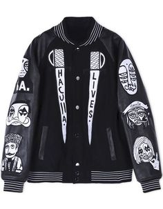 Shop online luxury clothes, shoes, accessories and bags Hip Hop Outfits, Boy Outfits, Cute Outfits, Diy Leather Jacket, Dark Fashion, Mens Fashion, Fashion Books, Apparel Design, Men's Jackets