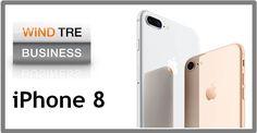👉  APPLE iPhone 8 👈  ✅  Potente. Intuitivo. Sicuro.  iPhone 8 è pensato per le aziende di oggi, dove le tecnologie mobili sono fondamentali.  Ha il chip A11 Bionic, il più potente e intelligente mai visto su uno smartphone, un design completamente in vetro e tutte le funzioni di iOS 11 pensate per farti lavorare meglio. Scopri MyShare la tariffa da abbinare a iPhone 8: http://www.megasite.it/iphone8/  #WindTreBusiness  #Tariffe #Telefonia #Offerte #Smartphone #SMS #Internet #Promozioni