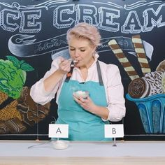 In this episode of 'Price Points', Epicurious challenges ice cream expert Jeni Britton Bauer to guess which one of two ice creams is more expensive. Ice Cream Prices, Price Point, Sweet And Salty, Emperor, Channel, Challenges, Watch, Hot, Youtube