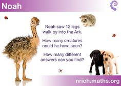 Noah Poster : nrich.maths.org