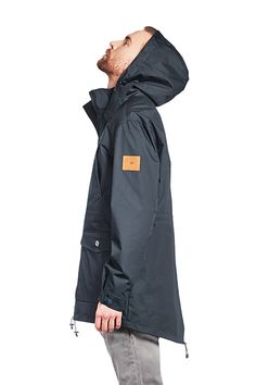 Shop Makia jackets and coats for men at the official online store. Fishtail, Raincoat, Spring, Jackets, Men, Clothes, Collection, Fashion, Rain Jacket