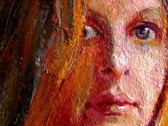 smaragda papoulia (b Greece) Portrait Paintings, Paintings I Love, Portraits, Video Artist, Painter Artist, Greek Art, Facades, Expressionism, Painters