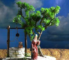 Christmas Nativity, Christmas Ideas, School Projects, Lights, Building, Portal, Miniatures, Nativity, Buildings
