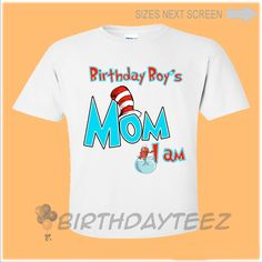 Cat In The Hat Dr Seuss Birthday PartyBaby