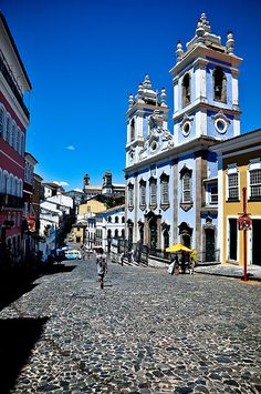 Igreja da Nossa Senhora do Rosario dos Pretos, Salvador, Brasil