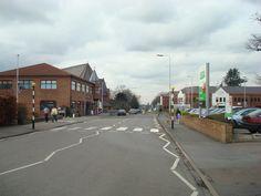 Swanley, Kent.