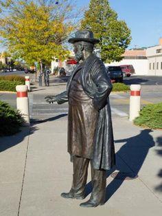 "Rapid City, South Dakota - The City of the Presidents - ""James Garfield"""