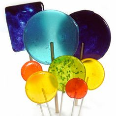 how to make lollipops