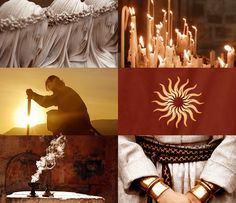 Dragon Age Aesthetics - The Chantry