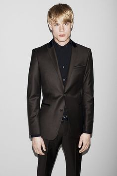ZARA Man - Lookbook August