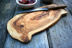 Rustic Wooden Chopping/Cheese Board  Length by TheRusticDish, £14.99