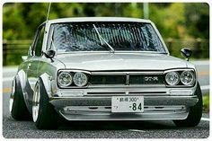 Nissan Skyline 2000GT-R h/t