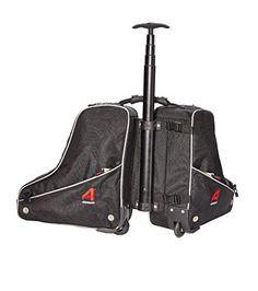 e6205abd8f Amazon.com   Athalon Butterfly Wheeled Carryon Boot Bag