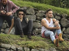 Taking in the view: Harry and Liam hiked to one of the world heritage site Machu Picchu ne... http://dailym.ai/R0nG6Z#i-5cf00d3e