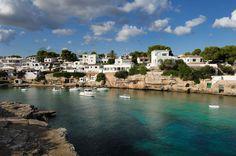 Alcaufar-Vell, Menorca, Spain