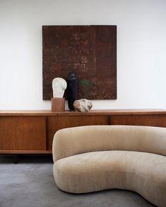 Home Interior Salas .Home Interior Salas Modern Interior Design, Interior Design Inspiration, Interior Architecture, Interior And Exterior, Room Interior, Bauhaus Interior, Simple Interior, Interior Livingroom, Piece A Vivre