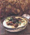 Cheese Grits with Morel Ragout | Food & Wine
