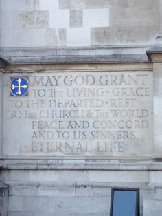 """""""May God grant"""" quote from Westminster Abbey Westminster Abbey London, Westminster Bridge, Granted Quotes, Benedictine Monks, Plantagenet, Irish Sea, European Tour, London Eye, North Sea"""