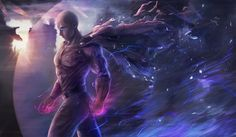Saitama, One-punch man, anime artwork wallpaper