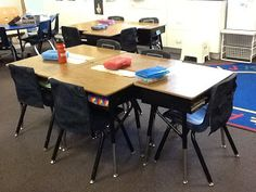 DIY seat sacks (Classroom DIY: DIY Classroom Pocket Chair Covers) sissy look Classroom Environment, Classroom Setup, Classroom Design, School Classroom, Classroom Organization, Classroom Management, Organizing, Future Classroom, Organization Ideas